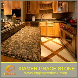 Prefab Baltic Brown Granite Countertop Wholesale, Granite Countertop  Suppliers   Alibaba