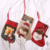 candy desgin holiday time christmas tree stocking