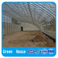 Plastic Flim Tunnel Horticultural Green House
