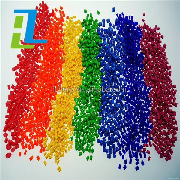 High quality Colorful Plastic Masterbatch/Granules Price for ABS/PP/PE/PET
