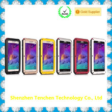 LOVE MEI Powerful 6 colors Phone case for Samsung galaxy S4, Shockproof Waterproof Rugged Gorilla