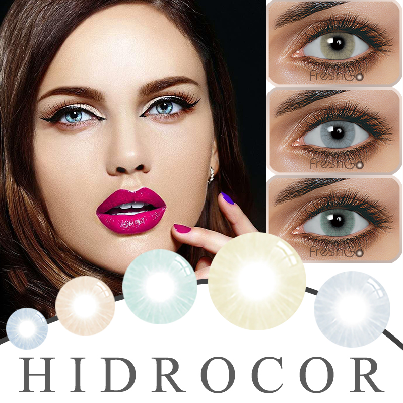 Natural Looking Colored Contact Lenses