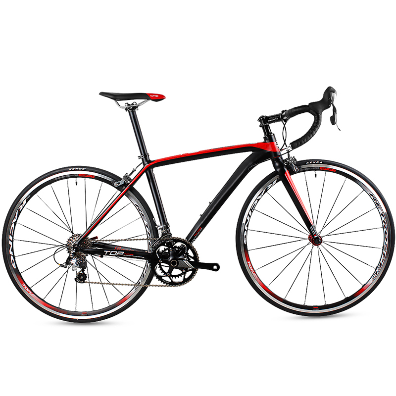 Best Price Chinese Aluminum Alloy Road Bike with 18speed C brake