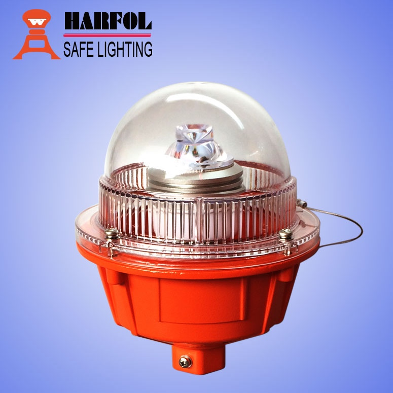 HARFOL flash led light / led aviation obstruction light / aviation warning light