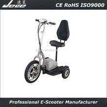 2016 New Products Three Wheel Electric Tricycle for Handicap 350W 500W brushless motor