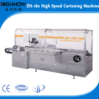 Cigarette Packing Machine For Cardboard Packet