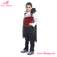 Halloween red corset dress corpse bride kids vampire costume