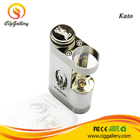 Cig Gallery popular mechanical mod e cig kato square box mod clone kato hammer
