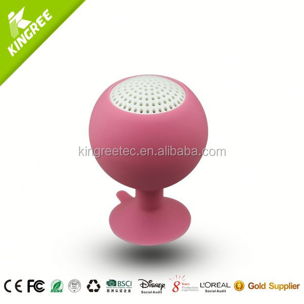 wholesale wakeboard tower speakers silicone portable speaker from China factory