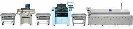 GOOD QUALITY High performance smt pick and place machine
