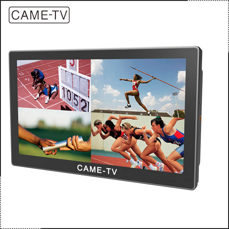 "CAME-TV 10.1"" 4K Broadcast IPS LCD Monitor"