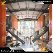 Prefabricated Cabins Luxury Prefab Container House