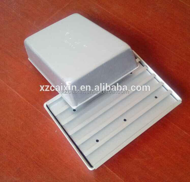 High quality 2kgs aluminum fast freezing tray for seafood factory