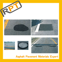 The latest natural asphalt cold mix