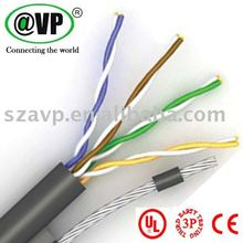 LAN/NETWORKING/COMPUTER Cable (CAT5e UTP)2*4P