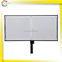 1000beads professional photographic bi-color camera studio led light