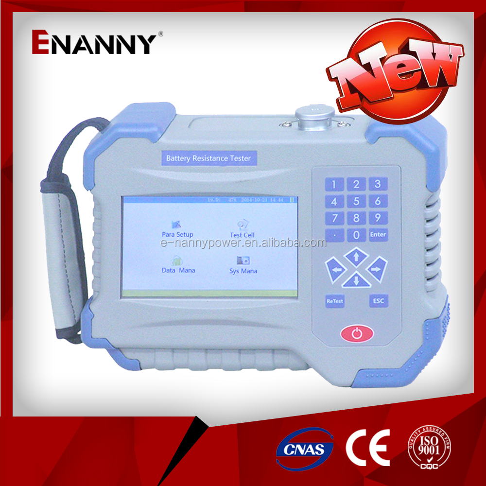 DBM8660 Handheld Battery Internal Resistance Tester
