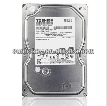 Hot Hot Hot hard disk drives 1TB DT01ACA100