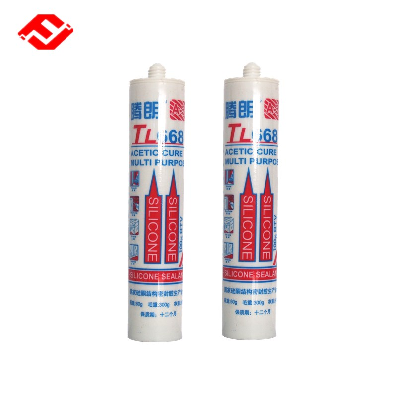 silicone joint sealant adhesive for concrete and metal