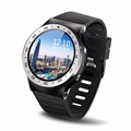 1.3G Dual Core Andriod 5.1 3G Wifi Heart Rate Monitor GPS Sport Smart Watch Android