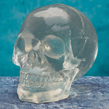 Customize crystal skull artificial crafts fashion hot sell