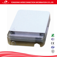 1 core waterproof high quality fiber optic terminal distribution box