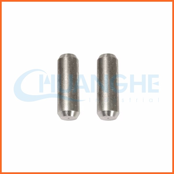China fastener galvanized steel dowel pin split pin