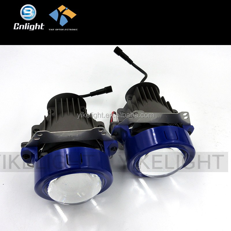 2016 Newest!!! 4000 Lumen replace hid kit bi xenon kit hid projector headlight led projector lens light