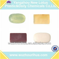 beautiful hotel pure vagetable hotel disposable soap hand soap