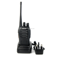 New Uk adapter standard Retevis H-777 Walkie Talkie UHF 5W 16CH Single Band UK plug