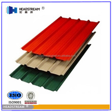 PPGI plate,color coated metal roofing,steel house building material from China
