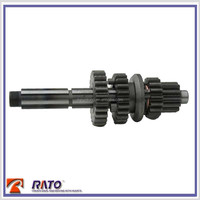 Best price 110 dirt bike motorcycle main shaft component wholesale