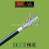 305M Water Proof Outdoor Cat6 UTP Bulk Cable 23 AWG 1000ft