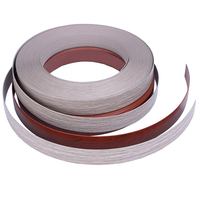 ABS/PVC edge banding strips rubber edge trim for modern furniture manufacturer