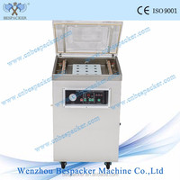 Hot sale single chamber food and commodity vacuum packaging machine vacuum food sealer sealing machine