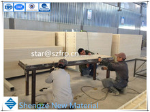FRP plate/Fiberglass template/SMC board used for building