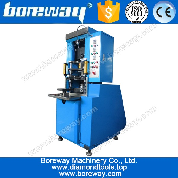 The latest automatic mechanical press machine for diamond segmant