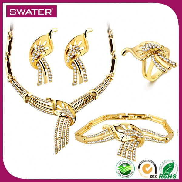 Best Selling Products In America Fashion Jewelry Sets Beautiful Jewelry Set Gold