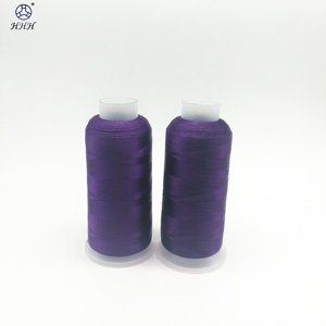 Royal 120d 2 viscose rayon embroidery thread from Guangzhou