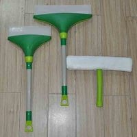 Greenwell 2 Window Cleaning Tools ,Professional Progrip Window Cleaning Kit ,Wonder,car Wash Equipment Squeegees