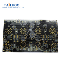 High Quality Gold Finger Multilayer Pcb Making Manufacturer