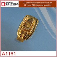 metal toggle latch catch hasp gold tone for furniture