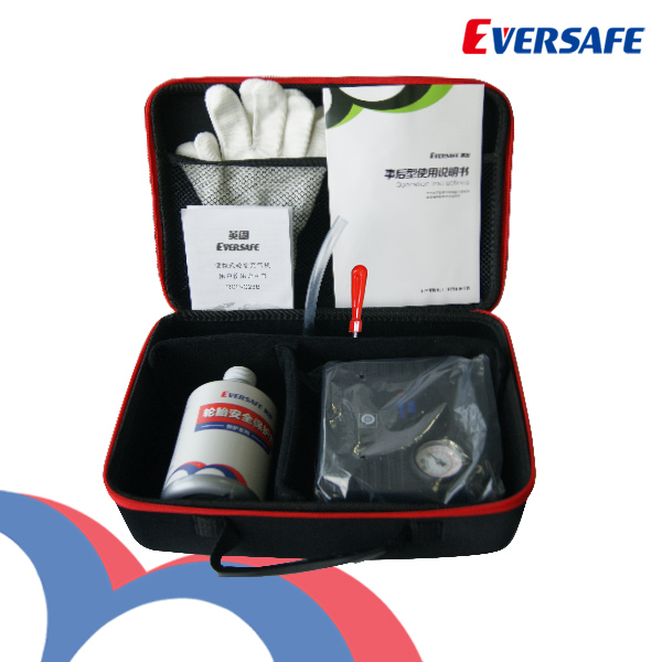 Hangzhou Eversafe car auto flat tire repair tool kit