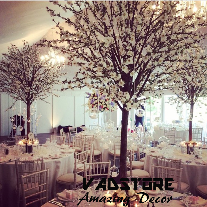 Artifiical Cherry Blossom Table Wedding Centerpiece Tree