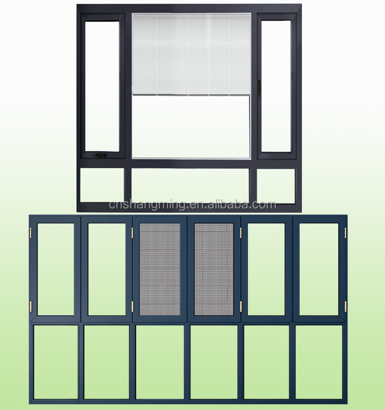2016 Cheap OEM Price Aluminium Sliding Window