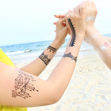 Temporary Type Water transfer Cool Arm Sleeve Tattoo