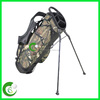 Military style unique golf bags with stand