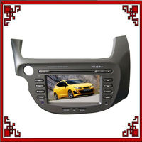 2-Din in-dash Car Headunit Navigation System for FIT/JAZZ