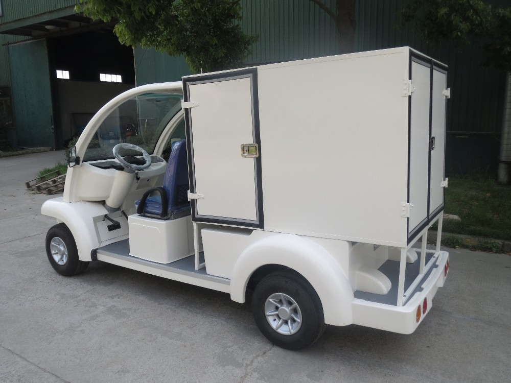 EG6063KXC electric house keeping food van