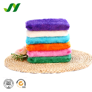 Factory Wholesale Natural Fiber Kitchen Cleaning Sponge For Washing Dishes
